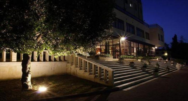 esterno Hotel Pescara